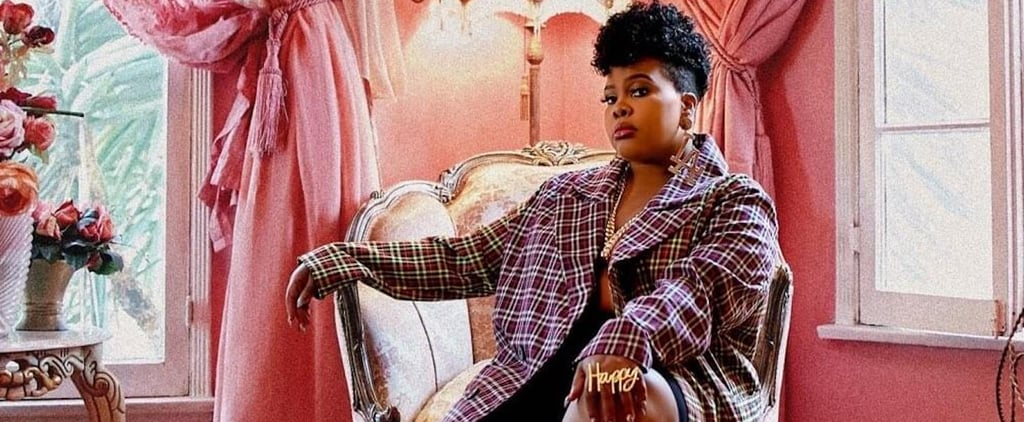 Amber Riley Talks EP, Glee, and Her Journey to Finding Peace