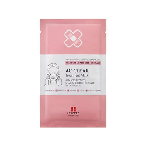 Leaders AC Clear Treatment Mask