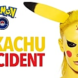 Pikachu's Accident