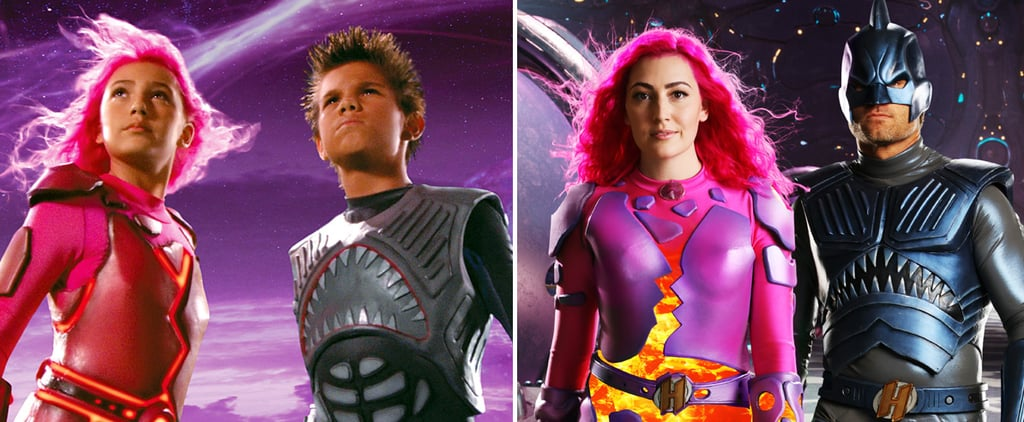Taylor Lautner Isn't Playing Sharkboy in We Can Be Heroes