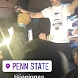 Jonas Brothers Performing at Penn State April 2019