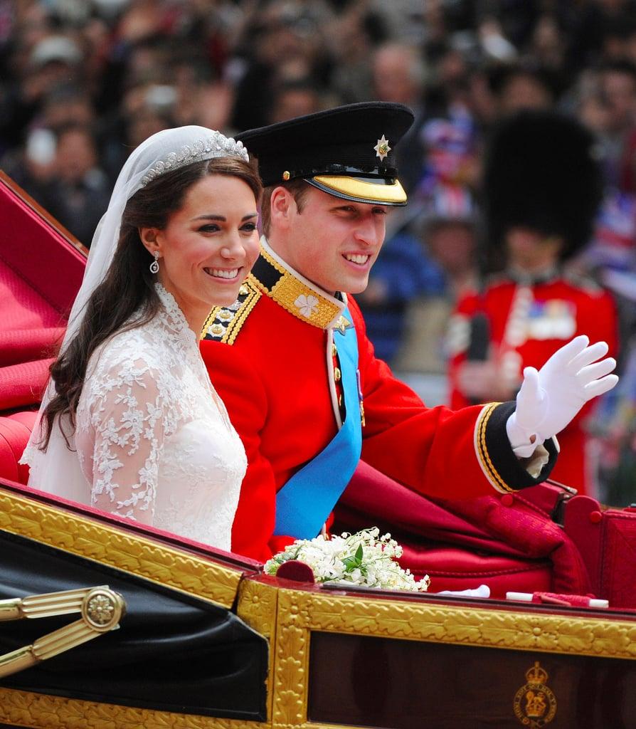 The Royals Wedding Jewelry