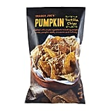 Pumpkin Tortilla Chips ($2)