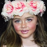 6-Year-Old Beauty Vlogger