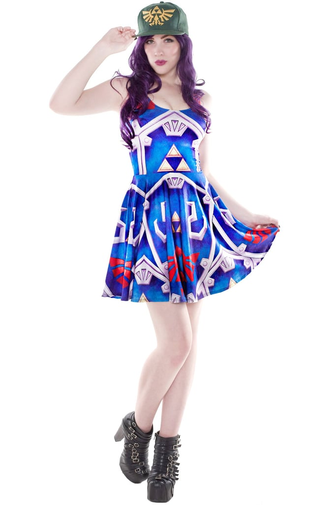 Hylian Shield Dress ($62)