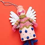 Quirky Angel Ornament