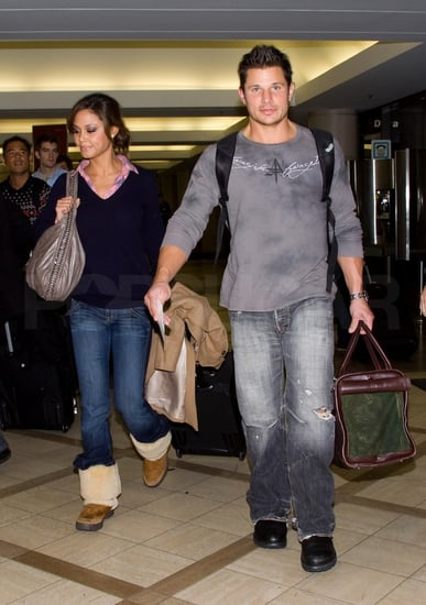 Engaged Nick Lachey and Vanessa Minnillo Not Getting Married on New Year's Eve in Tuscany