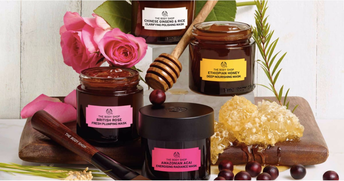 The Body Shop Face Masks Beauty Review 2016
