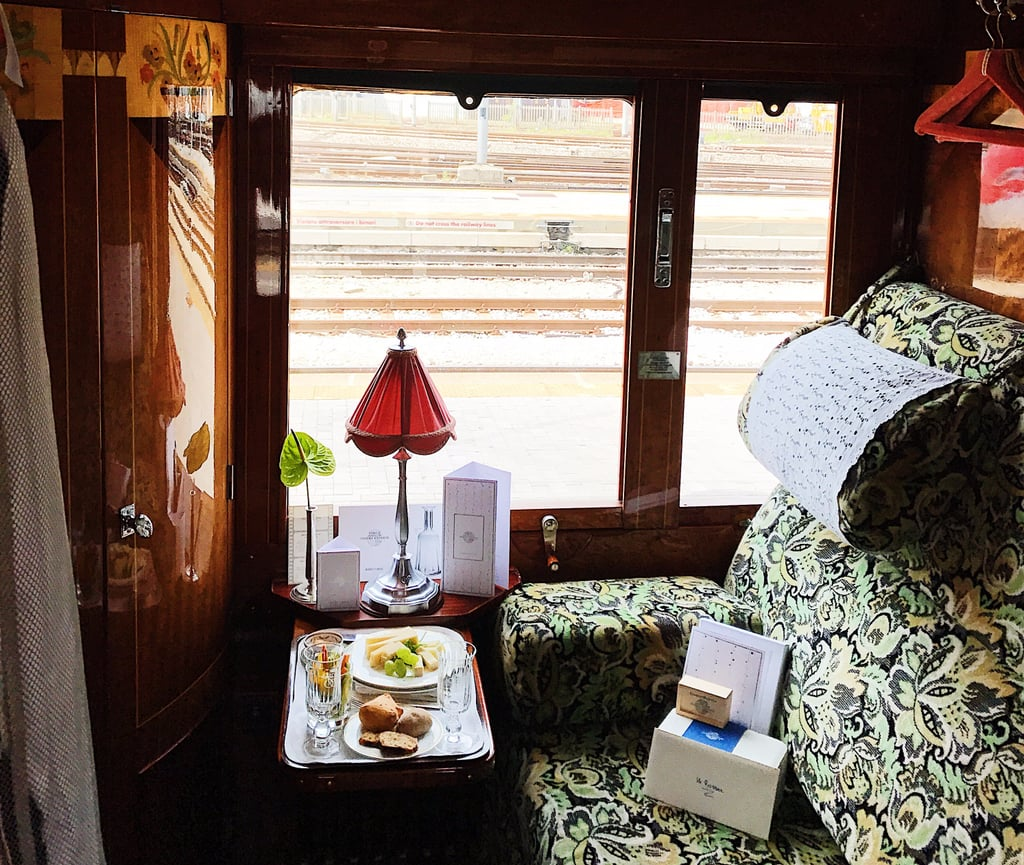 Perks on the Orient Express Train