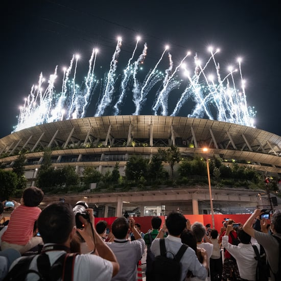 2021 Paralympic Games Opening Ceremony Photos