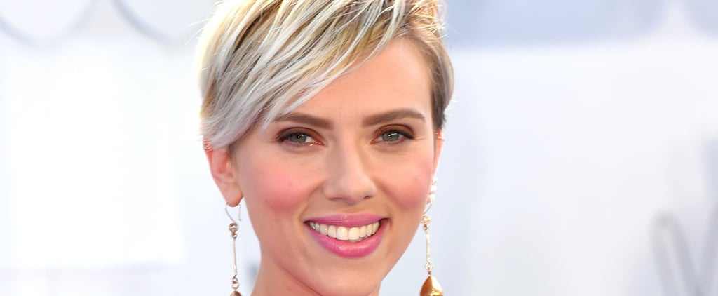 Scarlett Johansson Invites a Look-Alike Grandma to Come and Party With Her