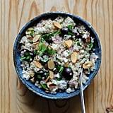Easy Vegetarian Recipe: Quinoa Salad With Cherries and Feta
