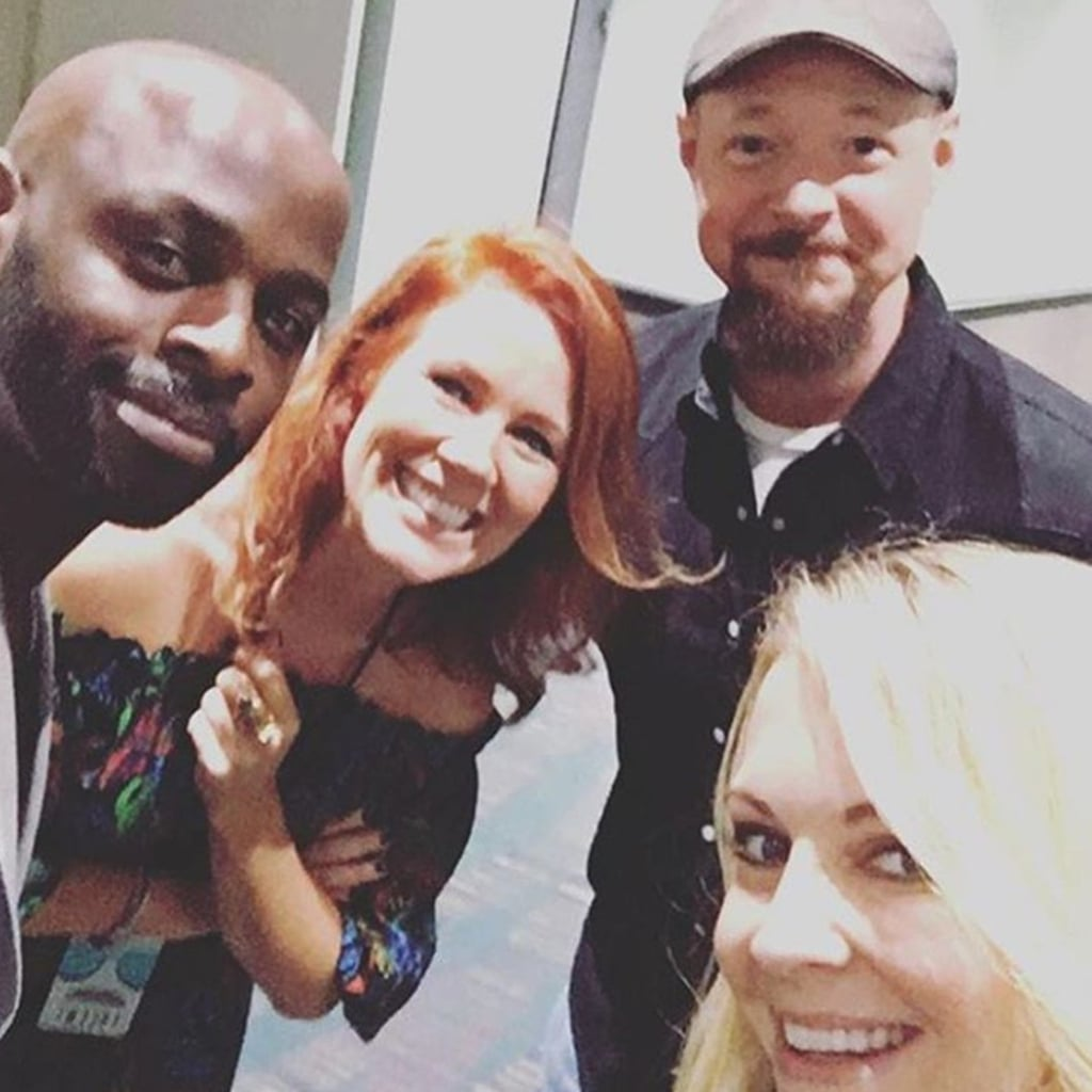 Sabrina The Teenage Witch Reunion 2017 Popsugar Entertainment Nate played harvey kinkle on the show between 1996 and 2003. sabrina the teenage witch reunion 2017