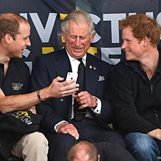 Are Prince William and Prince Harry Close to Prince Charles?