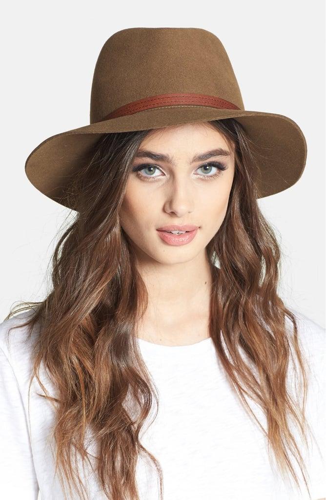 An Urban Safari Hat