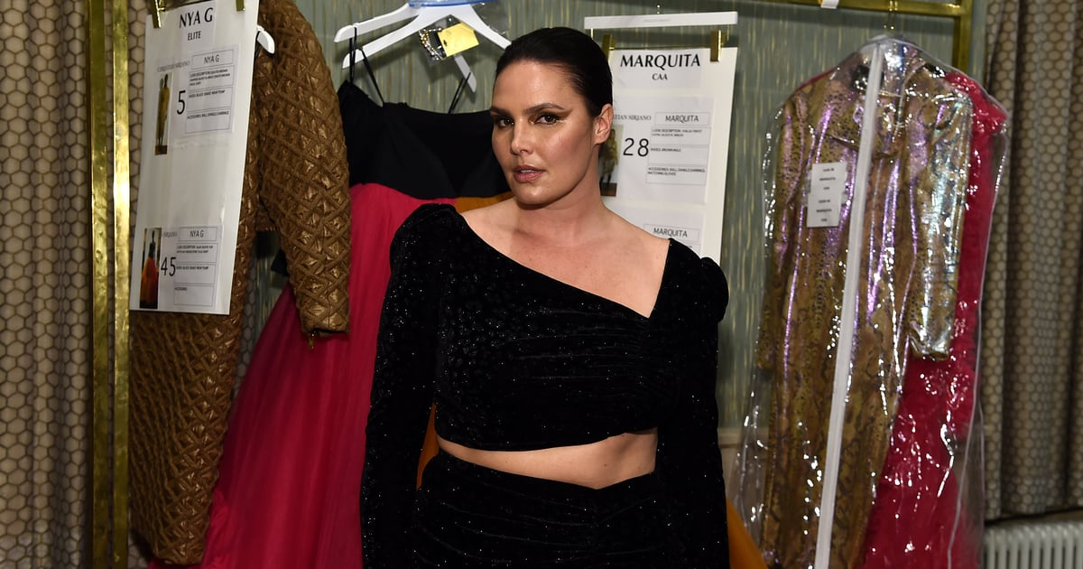 """Candice Huffine Doesn't Care If You Call Her """"Plus-Size"""".jpg"""