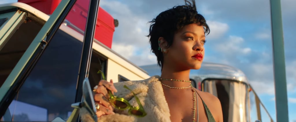 Rihanna Stars in Rimowa's Never Still Campaign