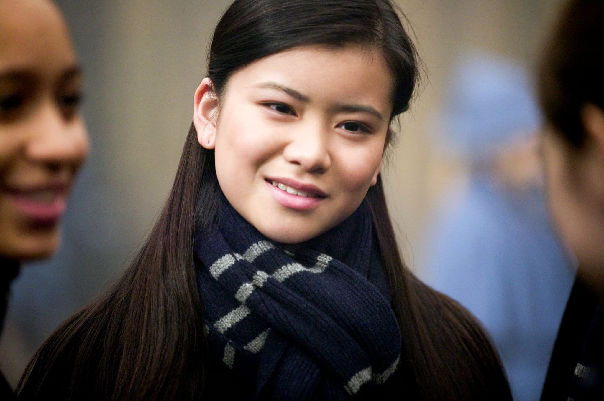 HARRY POTTER AND THE GOBLET OF FIRE, Katie Leung, 2005, (c) Warner Brothers/courtesy Everett Collection
