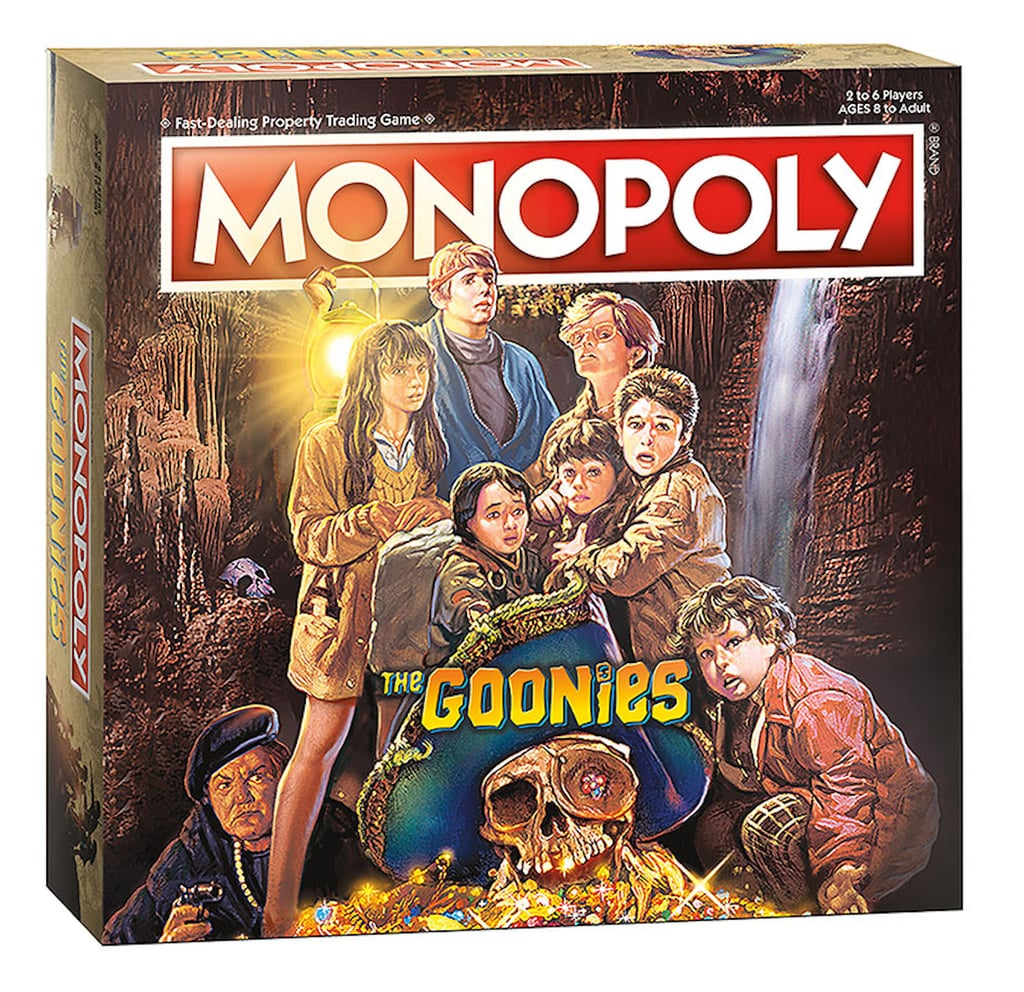 The Goonies Monopoly Has Arrived — Shop the Board Game Here