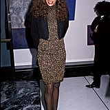 Donna Summer makes an appearance in LA in 1989.
