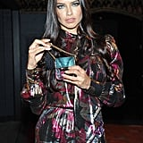You Could Pluck Adriana Lima Right Out of This Marc Jacobs Dinner Party and Put Her Onto the Runway