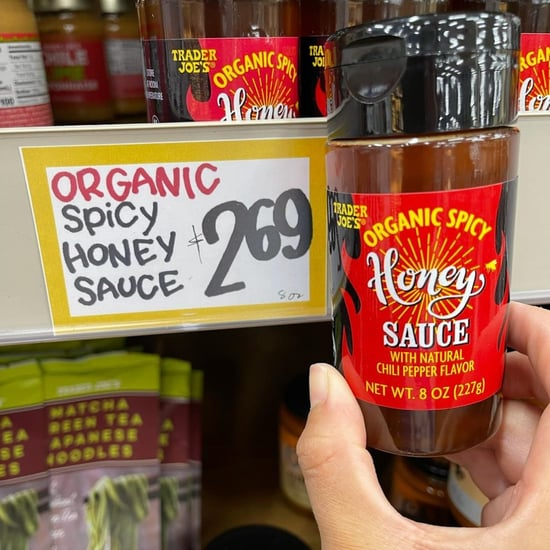 Trader Joe's Is Selling a New Spicy Honey Sauce