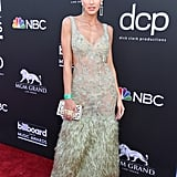 Jessica Michel Serfaty at the Billboard Music Awards 2019