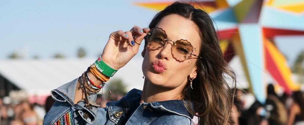 Celebrities at Coachella 2018 Pictures