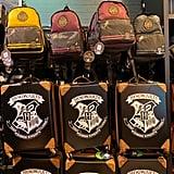 Harry Potter House Backpacks and Hogwarts Luggage