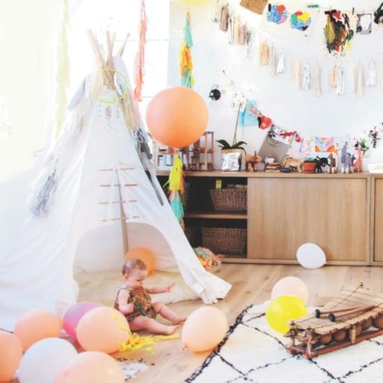 2015 Nursery Design Trends