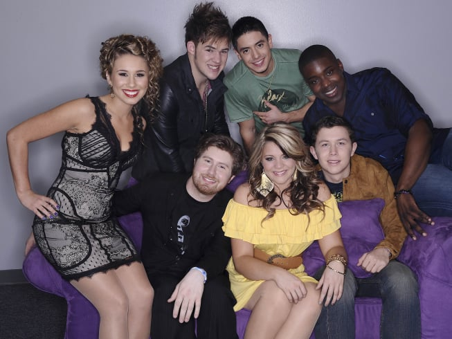American Idol Top 7 Tackle 21st Century Hits!