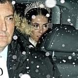 Her Wedding Was a Winter Wonderland