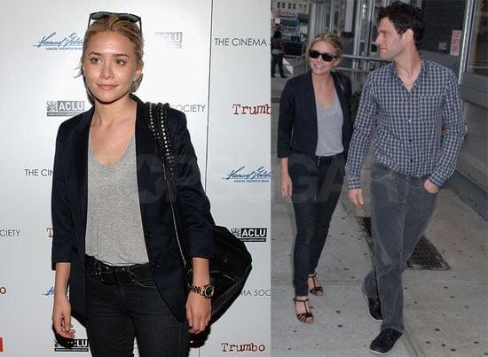 Justin Bartha Boyfriend Photos of Ashley Olsen...