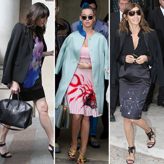 Fashion Insiders Sling Their Jackets Over Their Shoulders and So Should You!