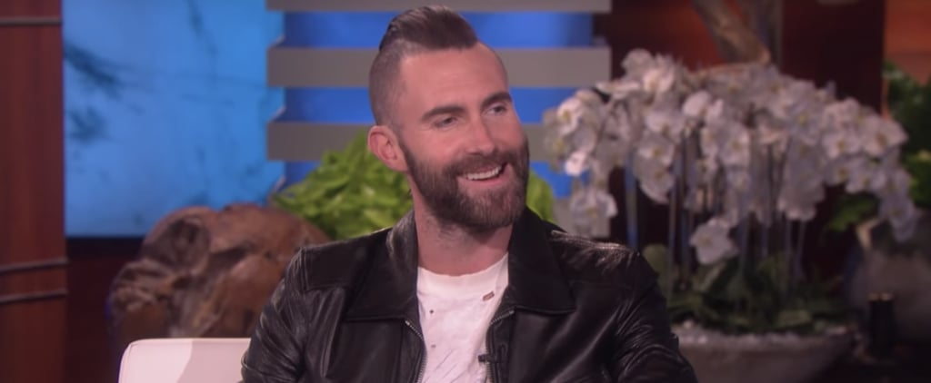 Adam Levine Says His Daughter Doesn't Like When He Sings