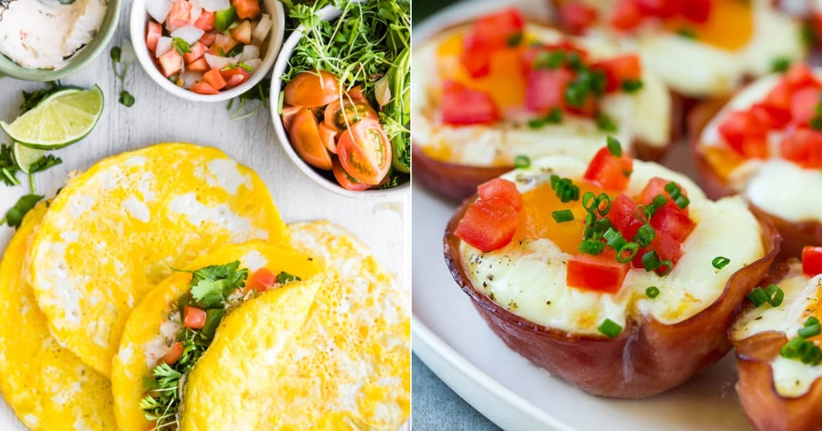 15 Low-Carb Breakfasts That You Can Make Ahead For an Easy Morning