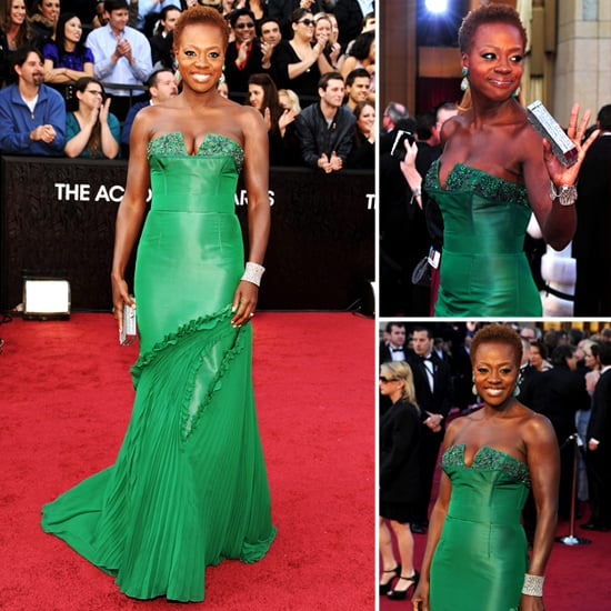 Shop Pieces Inspired by Viola Davis's 2012 Oscars Dress
