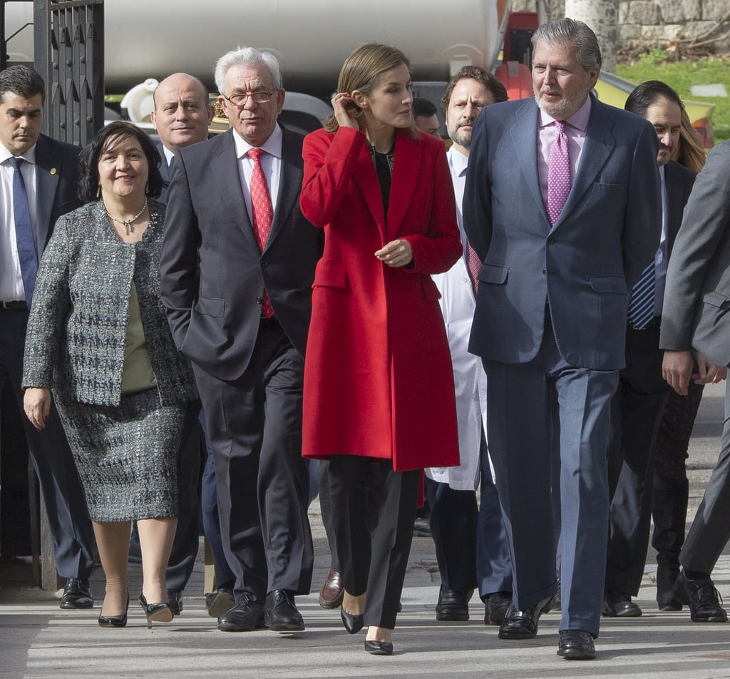 Queen Letizia of Spain\'s Style | POPSUGAR Latina