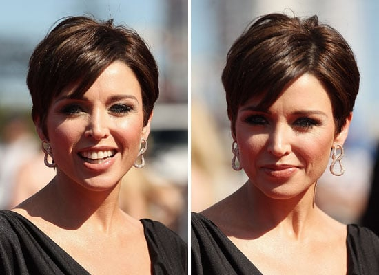 Pictures of Dannii Minogue's Hair and Makeup from the 2011 ARIA Awards