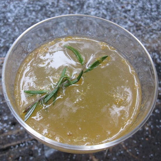 Rosemary Citrus Martini Recipe