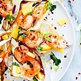 Firecracker Shrimp Wonton Taco