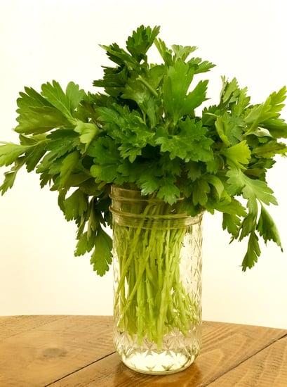 كيفية الحفاظ على الأعشاب طازجة لمدة أطول