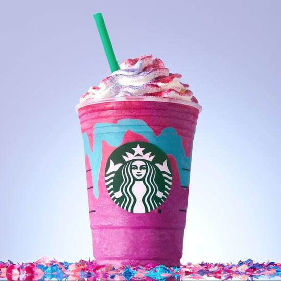 Starbucks Unicorn Frappuccino Picture