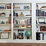 How to Organize Bookshelves