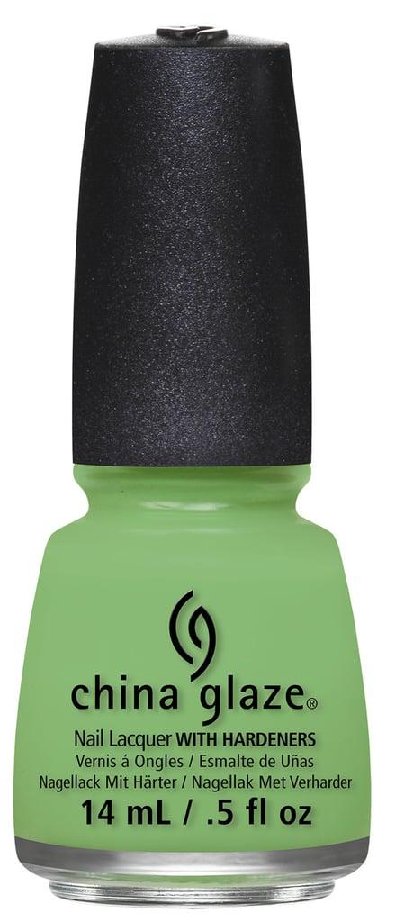 Neon Grass Green