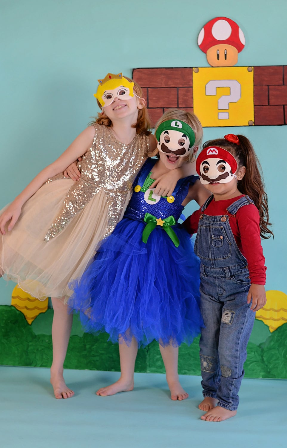 Mario And Friends Masks 57 Perfect Kids Halloween Costume Ideas