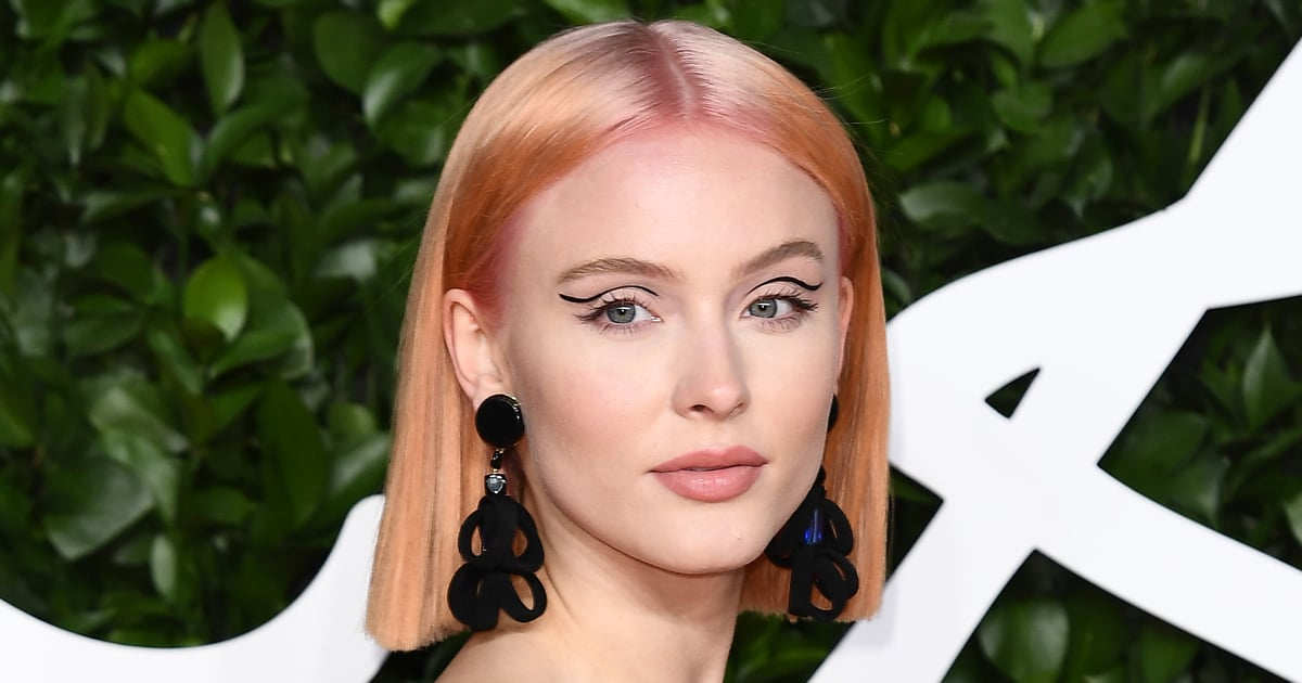 Zara Larsson hit the red carpet at the British Fashion Awards on Monday night, and the Swedish singer used the glamorous night as an excuse to debut a bold new