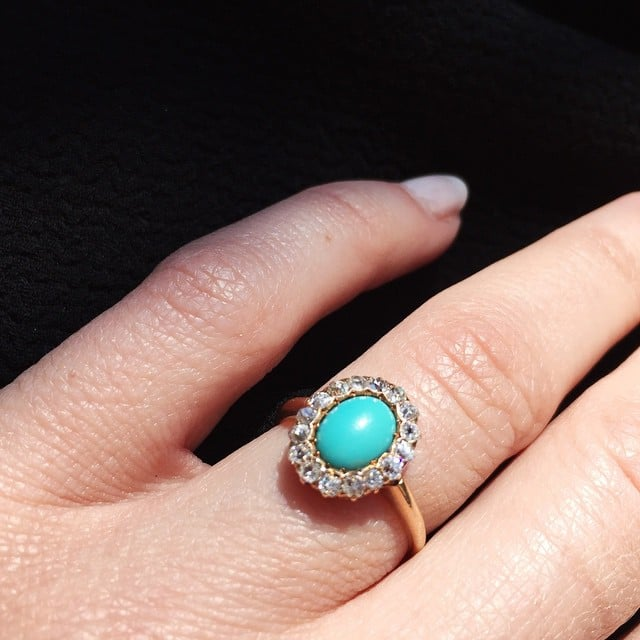Turquoise Touch