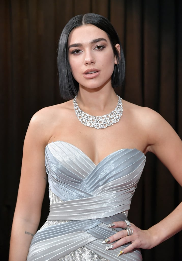 Dua Lipa at Grammy Awards