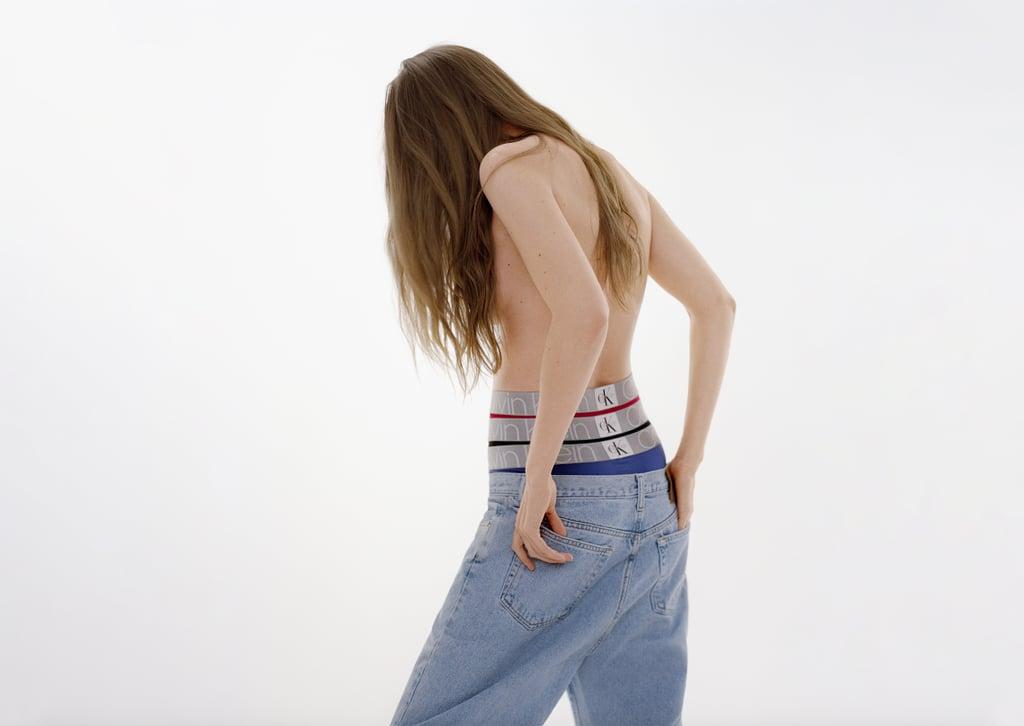 Gigi Hadid Stars in Calvin Kelin x Kith Underwear Collab